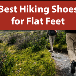hiking shoes flat feet